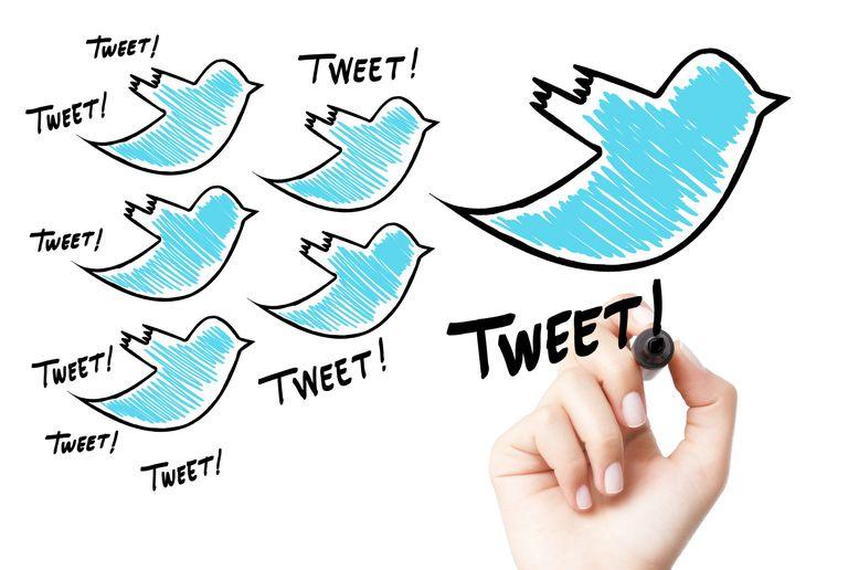 como ganhar seguidores no twitter - tweet na hora certa
