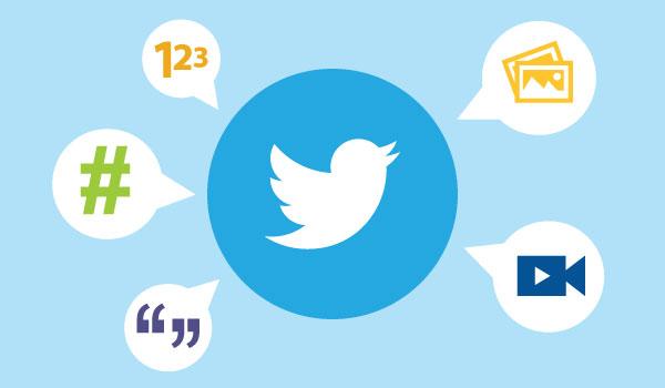 como ganhar seguidores no twitter - tweet informacoes