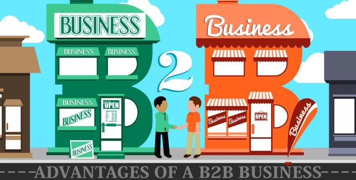 o que e b2b