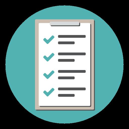o que e um checklist