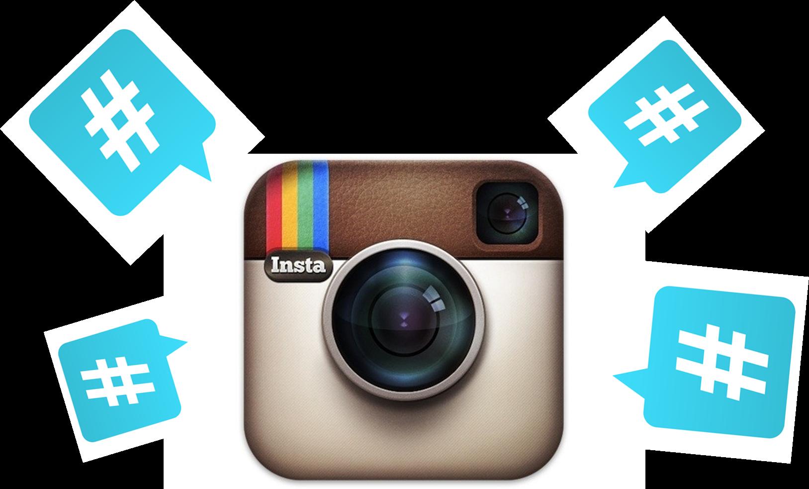 hashtags para instagram conclusao