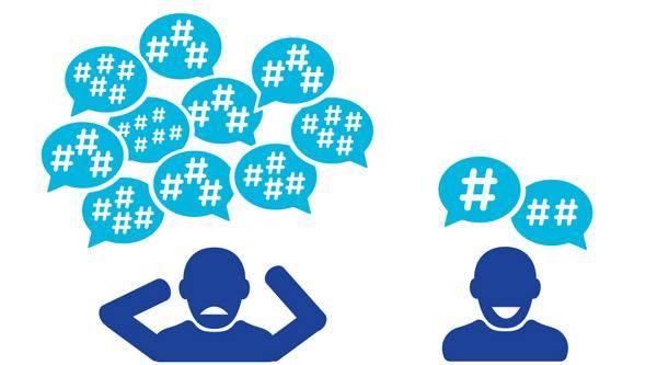 o que sao hashtags para instagram