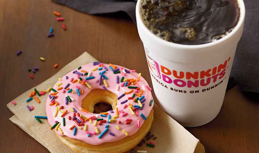 live marketing dunkin donuts