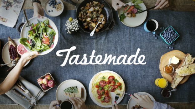 live marketing tastemade
