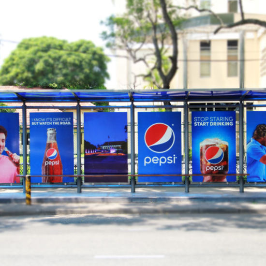 marketing de guerrilha exemplo pepsi