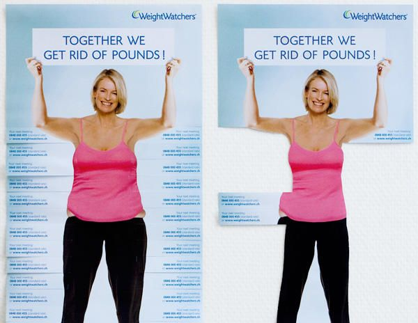 marketing de guerrilha exemplo weight watchers