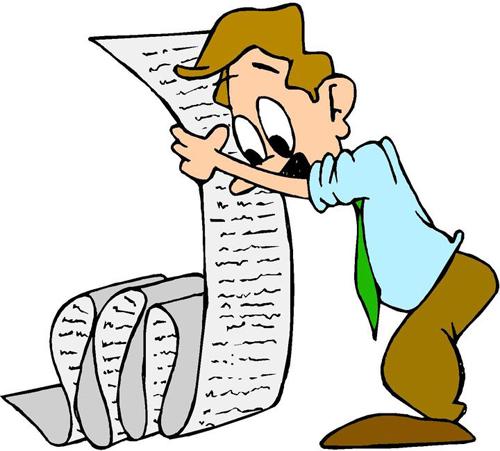 organizar checklist