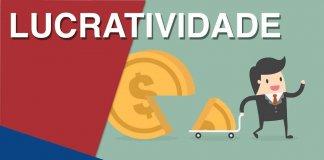 indicadores de lucratividade kpis