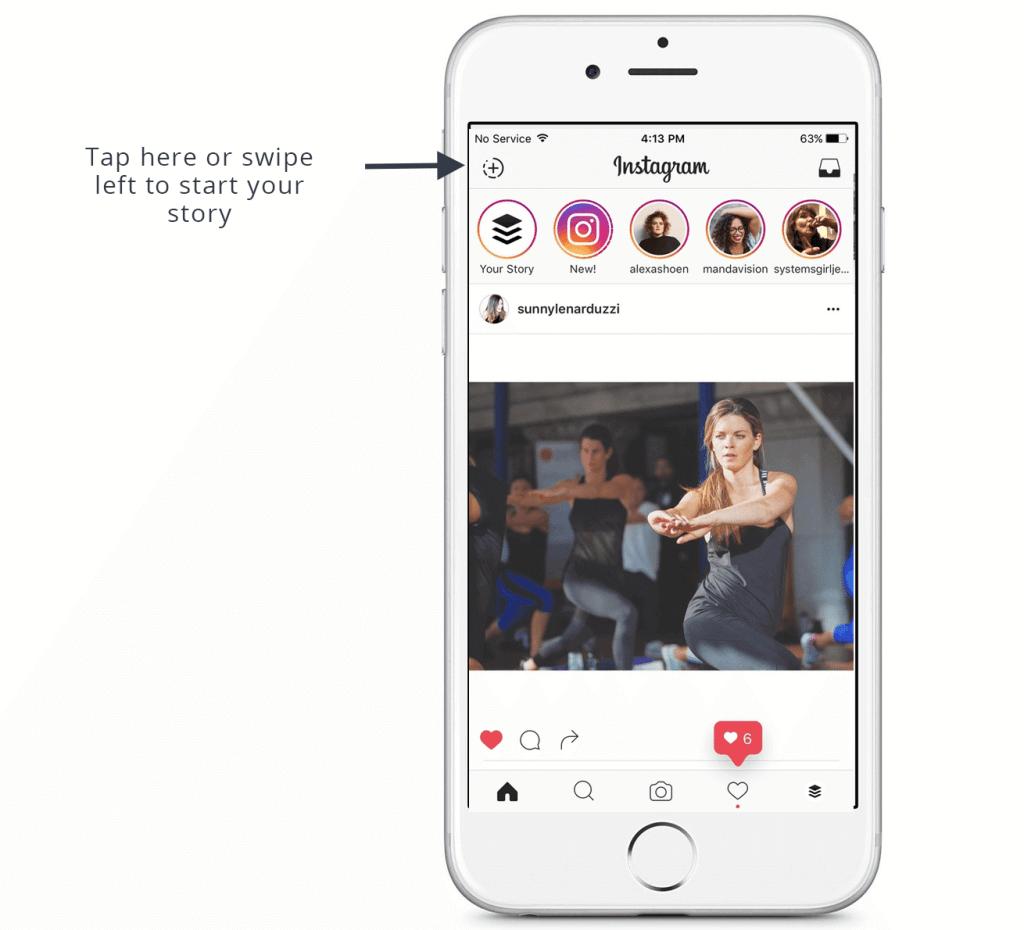 como ganhar dinheiro no Instagram stories