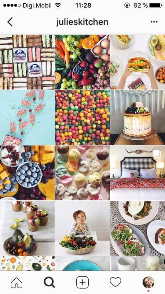 imagens quadradas no feed do instagram