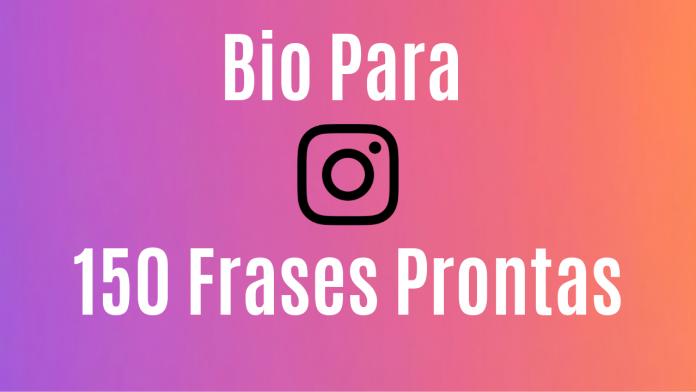 bio para instagram