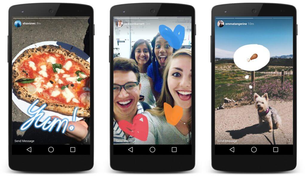 como usar o instagram stories