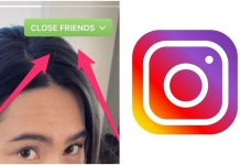 melhores amigos do instagram - Close friends