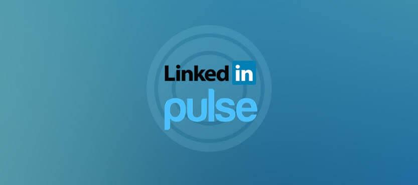 como funciopna o linkedin pulse