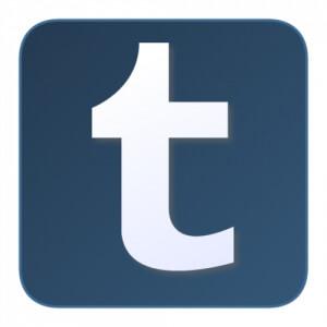 marketing nas redes sociais - Tumblr