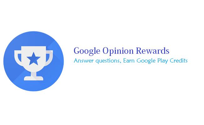Como ganhar dinheiro pelo celular - Melhores Aplicativos - google opinion awards