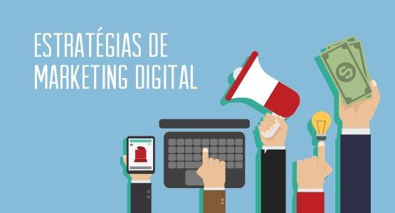 Estretégias de marketing digital