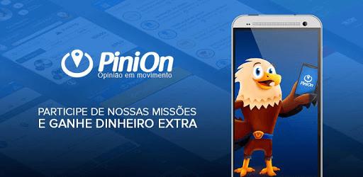 Como ganhar dinheiro pelo celular - Melhores Aplicativos - PiniOn